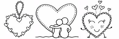 Kleurplaten Valentijnsdag Crea Met Kids