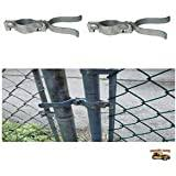 Chain Link Fence Gate Latch Chain Link Buy Online In Bahamas At Desertcart