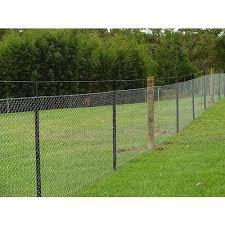 Chain Link Boundary Fencing Length 3 7 Feet Rs 55 Kilogram Kunal Industrial Engineering Id 19326290230