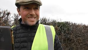 This is Adrian Ward joint master of the... - West Midlands Hunt Saboteurs |  Facebook