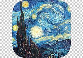the starry night starry night over the