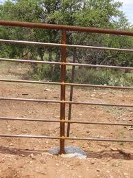 Gates Continuous Fence Smith Steel The Cutting Edge In Structural Steel