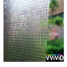 Cut Glass Squares Theme Privacy Window Decal Contact Paper Sticker Decorative Film Wrap Vvivid Choose Your Size Walmart Com Walmart Com