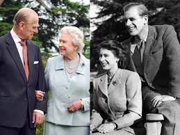 The Queen and Prince Philip in pictures ...