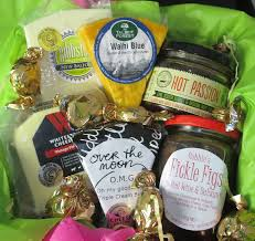 gourmet gift hers cheese
