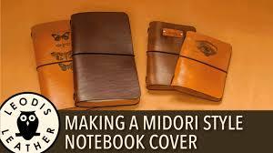 midori style traveler s notebook er