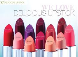 delicious lipstick forever living