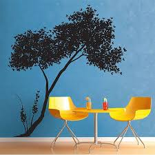 Large Tree Vinyl Wall Art Decal