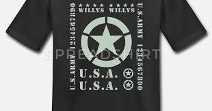 Decal Car Kit Military Restoration Usa Army Star Toddler Premium T Shirt Spreadshirt