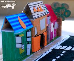 krokotak   Cardboard CITY
