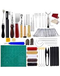 onesing 49 pcs leather sewing kit