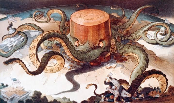 """Standard Oil Rockefeller ile ilgili görsel sonucu"""""""