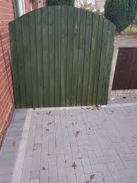 Fence Panels 6x5 Arched Featheredge X 10 In B63 Dudley For 7 50 For Sale Shpock