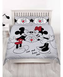 mickey and minnie mouse love double