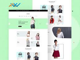 spedo fashion clothes site template