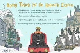 hogwarts express ride at universal