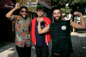 Das Racist is not your typical rap story - The Boston Globe