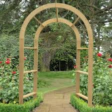 hartwood infinity garden arch