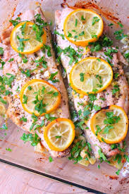 Lemon Garlic Butter Fish Moist And ...