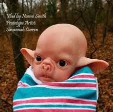 Vlad the Vampire Baby Sculpted by Noemi Smith (Angles by Noemi ...