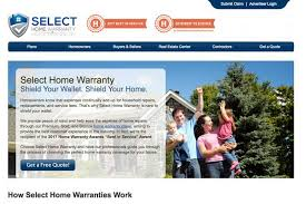 select home warranty reviews with costs