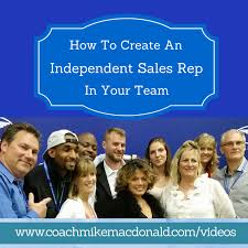 Image result for independent sales rep images