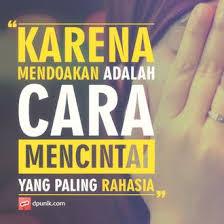 kata kata islami tentang cinta karena allah