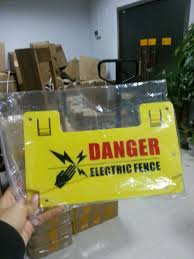 Hot Sale Agriculture Cattle Electrical Fence Warning Signs Board Manufacturer From China Manufacturer Manufactory Factory And Supplier On Ecvv Com