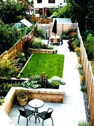 low cost landscape patio landscaping