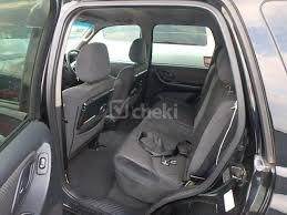 automatic black petrol mazda tribute