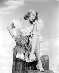 Adele Jergens's Feet << wikiFeet