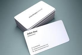 free business card mockup 2 uxfree
