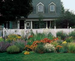 a front yard garden in no time
