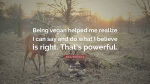 quotes about veganism quotefancy