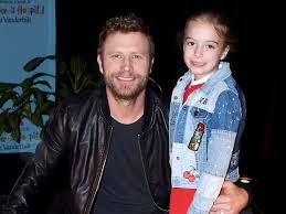 "What Has Dierks Bentley Learned From His 3 Kids? ""Bravery and ..."