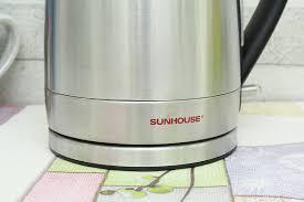 Ấm Siêu Tốc Inox Sunhouse SHD1375