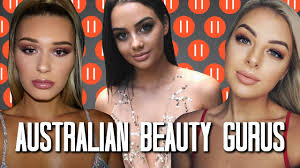 top australian makeup gurus on you