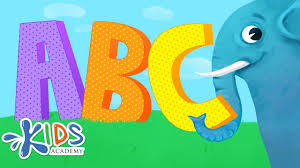 abc letters for kids full english