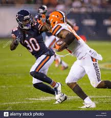 August 31, 2017: Chicago, Illinois, U.S. - Bears #30 B.W. Webb and Stock  Photo - Alamy