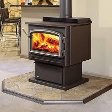 wood burning stove vs pellet stove