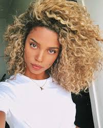 20 photos of type 3b curly hair