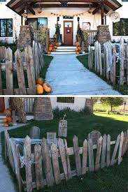 45 Best Diy Halloween Outdoor Decorations For 2020