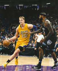 TIMOFEY MOZGOV signed LOS ANGELES LAKERS 8X10 PHOTO COA A - Autographed NBA  Photos at Amazon's Sports Collectibles Store