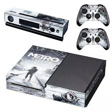 Metro Exodus Skin Sticker Decal Full Cover For Xbox One Console Kinect 2 Controllers For Xbox One Skins Stickers Vinyl Stickers Aliexpress