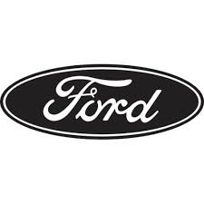 Ford Decal Sticker Ford Logo Decal Thriftysigns