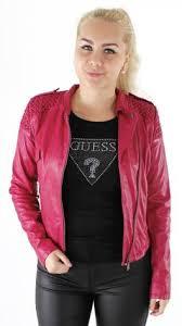 guess leather jacket w62l09l0gf0