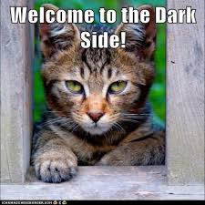 Image result for welcome to the dark side memes