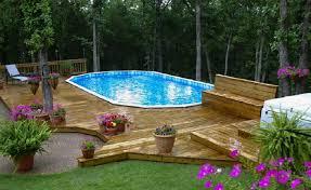amazing above ground pool design trends