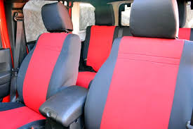 seat covers on a jeep jk wrangler