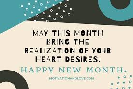 new month new beginnings quotes for motivation and love